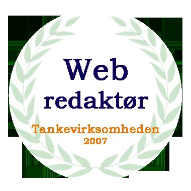 Web redaktør